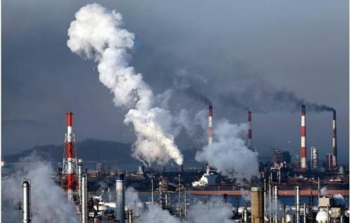 生活垃圾已经开始分类,工业废气处理的路也就在眼前